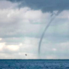 Waterspout off Almuñécar