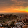 Alhambra Sunsets
