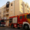 Baby Perishes in Fire