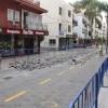 Avenida de Andalucia Work