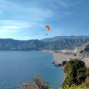 Paraglider Perishes in The Sea