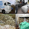 Motril Lorries Drugs Bust