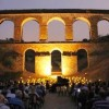 Candles, Aqueducts and A Piano