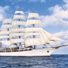 Double Sailing Ship Visit