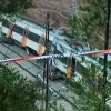 One Death in Train Derailment