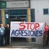 Medical Staff Protest