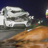 Horse Causes Road Death