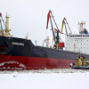 Stranded Russian Ship Update