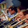 Finnish Band Plays in Almuñécar