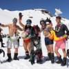 Snow & Bikinis on the Slopes