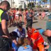 Elderly German Tourist Drowns