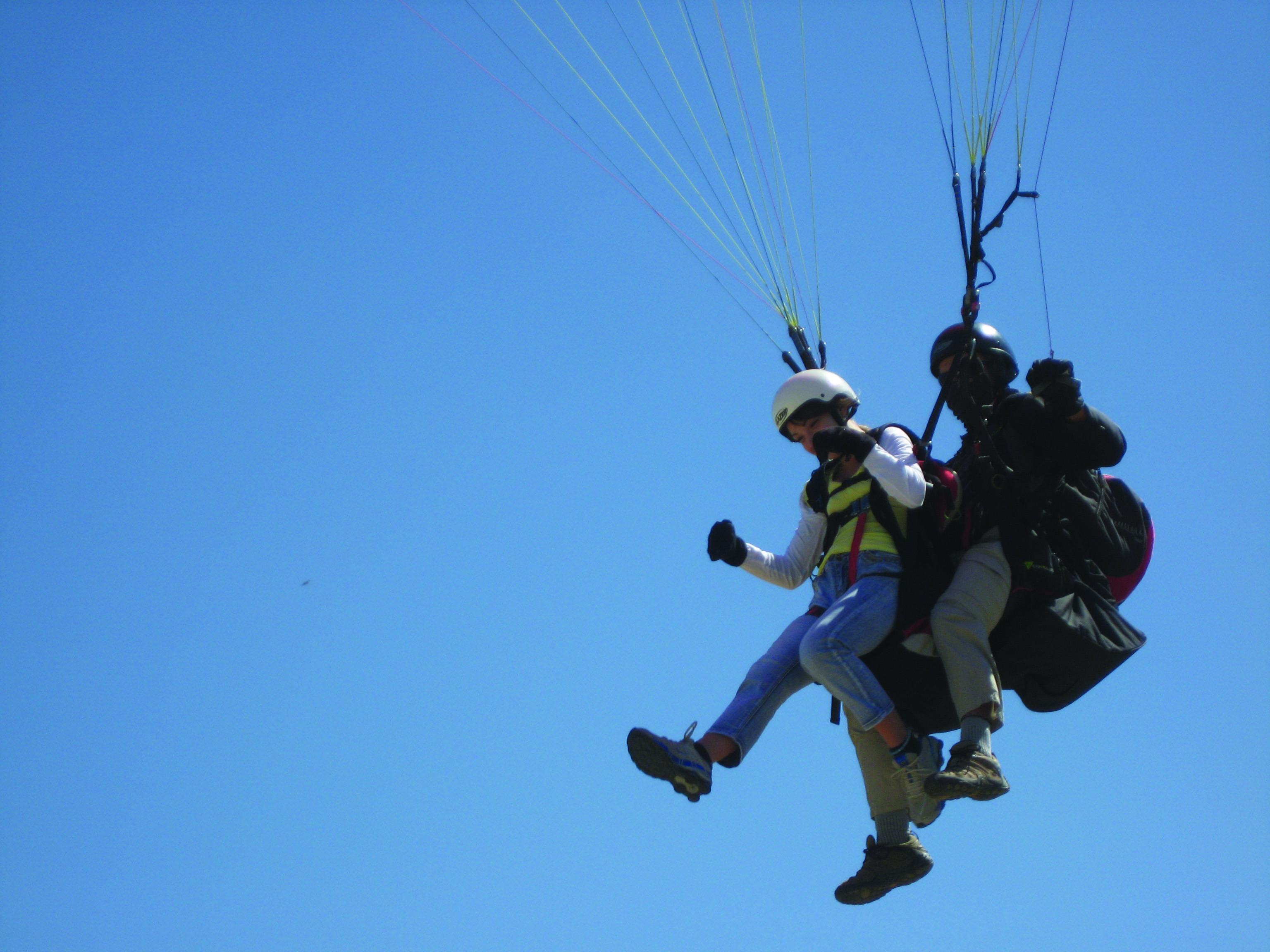 Tandem Paragliding | Costa Tropical Gazette News