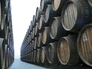 Rum Montero barrels OnL
