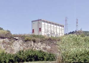 MOT electricity substation OnL