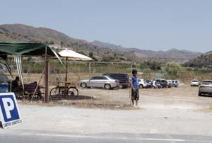 LHR Summer Parking Area OnL