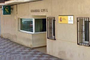 SAL Guardia Civil Post 05