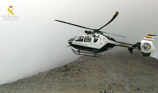 ALP Mountain Rescue Helipcopter