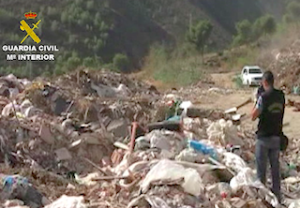 NRJ Illegal Rubbish Dump