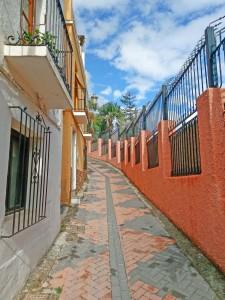 Calle Derrumbadero