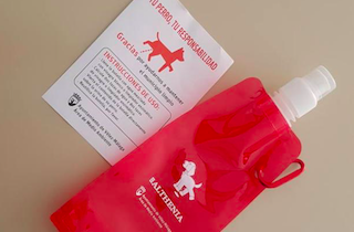 AXA Anti Canine Piss Bottle