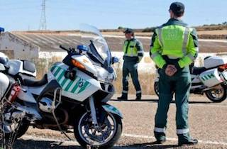 SPN Guardia Civil motorbike police 02
