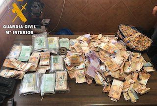 SPN Money Found on Motorway