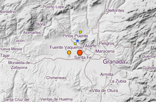 GRA Santa Fe Earth Tremor