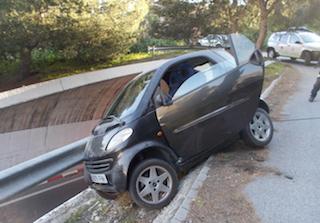 Two Almuñécar Road Accidents