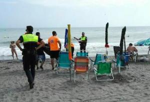 AXA Torrox Beach Rescue