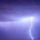 Man Killed by Lightning