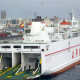 Motril Ferry Traffic Drops