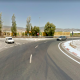 Car Chase Ends in Police Prang