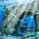 An Underwater Theme Park