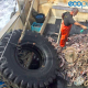 Cleaning Up 700 Metres Down