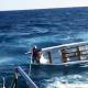 Capsized Catamaran Rescue