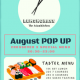 Lemongrass August Pop Up