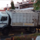 Refuse Lorry Accident
