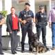 Salobreña's New Police Dog
