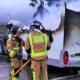 Caravan Arson Death