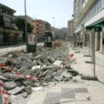 MOT Avenida de Salobreña roadworks