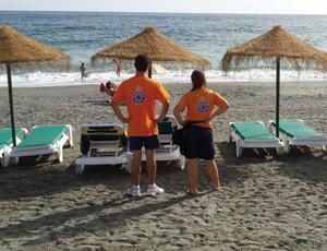 SAL Beach Volunteers OnL
