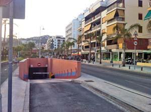 ALM Parking underground OnL