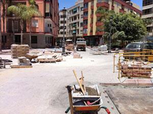 ALM Plaza de Madrid works OnL
