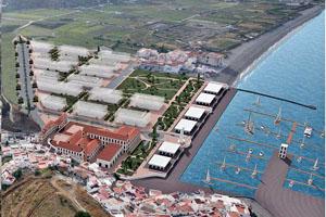 Marina project for La Caleta in Salobreña