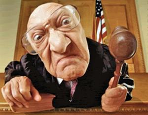 SPN Judges Rebel OnL