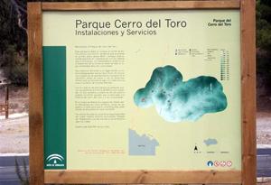MOT parque cerro del toro OnL