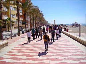 AND Paseo Maritimo Almeria