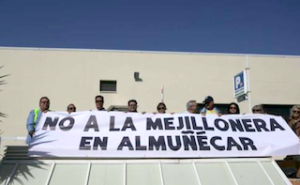 ALM Mussel Protest OnL