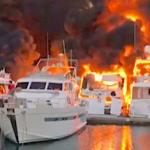 SPN Marina Fire OnL
