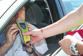 AND Breathalyser Test